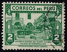 Buy Peru **U-Pick** Stamp Stop Box #158 Item 61 |USS158-61