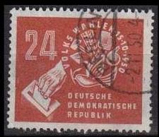 Buy GERMANY DDR [1950] MiNr 0275 ( OO/used ) [03]