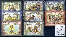 Buy ST. VINCENT [1986] MiNr 0987-94 ( **/mnh ) King Arthur