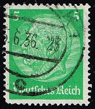 Buy Germany #418 Paul von Hindenburg; Used (2Stars) |DEU0418-06