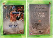 Buy NFL David Fales Chicago Bears Autographed 2014 Topps Valor Rookie Mnt