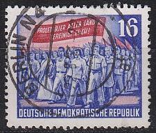 Buy GERMANY DDR [1953] MiNr 0347 ( OO/used )
