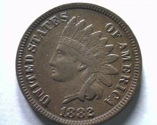 Buy 1882 INDIAN CENT PENNY EXTRA FINE XF EXTREMELY FINE EF NICE ORIGINAL COIN