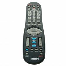 Buy Genuine Philips TV VCR Remote Control UR52EC1296 Tested Works