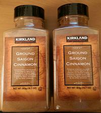 Buy Kirkland Signature Ground Saigon Cinnamon Spice 10.7 oz