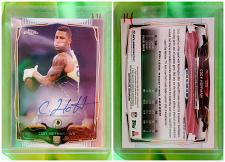 Buy NFL Cody Hoffman Washington Redskins Autographed 2014 Topps Chrome Rookie Mint