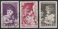 Buy GERMANY Saar [1953] MiNr 0344-46 ( O/used )