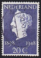 Buy NIEDERLANDE NETHERLANDS [1948] MiNr 0508 ( O/used )