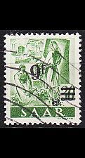Buy GERMANY Saar [1947] MiNr 0234 II ( O/used ) [01]