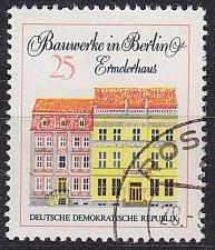 Buy GERMANY DDR [1971] MiNr 1664 ( OO/used ) Bauwerke