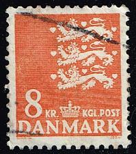 Buy Denmark #648 State Seal; Used (4Stars) |DEN0648-01XBC