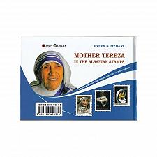 Buy MOTHER TERESA in the Albanian Stamps. Albania and English language