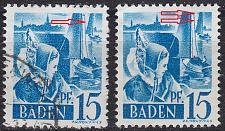 Buy GERMANY Alliiert Franz. Zone [Baden] MiNr 0019 y I,II ( O/used ) [01]