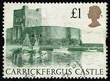 Buy Great Britain #1445 Carrickfergus Castle; Used (1.00) (0Stars) |GBR1445-02XVA