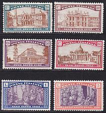 Buy ITALIEN ITALY [1924] MiNr 0206-11 ( */mh ) [01]