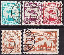 Buy GERMANY REICH Danzig [1922] MiNr 0112 ex ( OO/used ) [01]