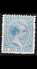 Buy KUBA CUBA [Spanisch] MiNr 0109 ( oG/no gum )