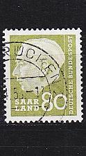 Buy GERMANY Saar [1957] MiNr 0396 ( O/used )