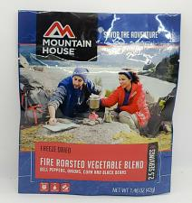 Buy Mountain House Freeze Dried Food FIRE ROASTED VEGETABLE BLEND 1.48 OZ Sealed
