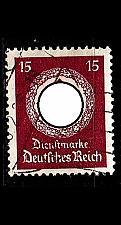 Buy GERMANY REICH Dienst [1934] MiNr 0139 ( O/used )