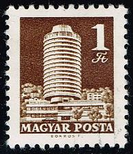 Buy Hungary #1983 Hotel Budapest; CTO (0.25) (5Stars) |HUN1983-01