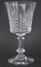 Buy Cut glass water goblet Fostoria revere