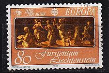Buy LIECHTENSTEIN [1985] MiNr 0867 ( O/used ) CEPT