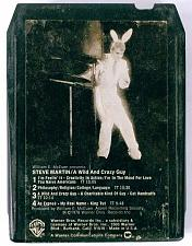 Buy Steve Martin A Wild And Crazy Guy (8-Track Tape, WB 3238)