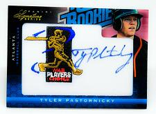 Buy MLB TYLER PASTORNICKY AUTOGRAPH 2012 PANINI SIGNATURE SERIES ROOKIE PATCH /299