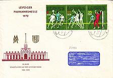 Buy GERMANY DDR [1974] MiNr 1928-30 Zdr ( Brief ) Sport