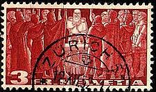 Buy SCHWEIZ SWITZERLAND [1938] MiNr 0328 w ( O/used )