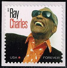 Buy US #4807 Ray Charles; MNH (5Stars) |USA4807-16