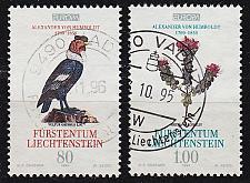 Buy LIECHTENSTEIN [1994] MiNr 1079-80 ( O/used ) Pflanzen