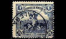 Buy VENEZUELA [1910] MiNr 0086 ( O/used )