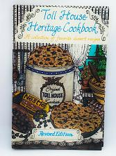 Buy Vintage Dessert Recipes 1984 Toll House Heritage Cookbook Revised Edition