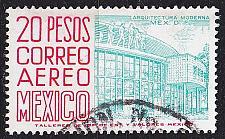 Buy MEXICO [1964] MiNr 1162 IIZz ( O/used )