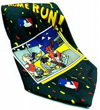 Buy Looney Tunes MLB Baseball Elmer Fudd Daffy Yosemite Sam Taz Home Run Tie