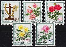 Buy SCHWEIZ SWITZERLAND [1982] MiNr 1236-40 ( O/used ) Pro Juventute