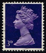 Buy Great Britain #MH5 Machin Head; Used (0.25) (1Stars) |GBRMH005-02XBC