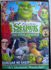 Buy Shrek Forever After, The Final Chapter. DVD Animated Film in Albanian language