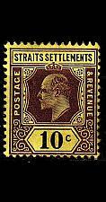 Buy MALAYSIA [StraitsSettl] MiNr 0101 ( */mh )