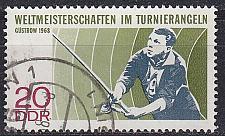 Buy GERMANY DDR [1968] MiNr 1374 ( OO/used ) Sport