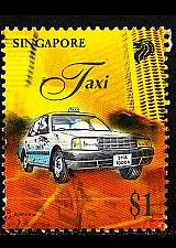 Buy SINGAPUR SINGAPORE [1997] MiNr 0841 ( O/used ) Autos