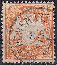 Buy GERMANY Bayern Bavaria [1890] MiNr 0064 y ( O/used ) [02]