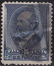 Buy USA [1887] MiNr 0057 ( O/used ) [03]