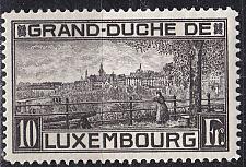 Buy LUXEMBURG LUXEMBOURG [1923] MiNr 0143 B ( */mh )