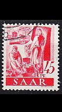 Buy GERMANY Saar [1947] MiNr 0219 ( O/used ) [01]