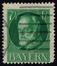 Buy Germany-Bavaria #99 King Ludwig III; Used (2.00) (1Stars) |BAY099-03XBC