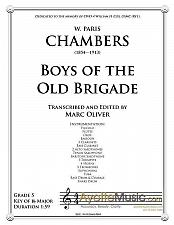 Buy Chambers - Boys of the Old Brigade, The