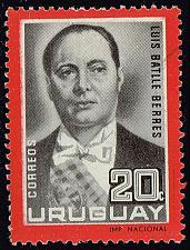 Buy Uruguay **U-Pick** Stamp Stop Box #159 Item 05 |USS159-05
